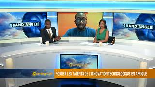 Former les talents de l'innovation technologique en Afrique [The Morning Call]