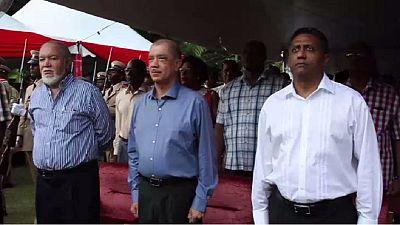 Seychelles : un nouveau président prête serment