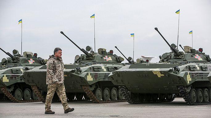 Kelet-Ukrajnáról egyeztetnek a normandiai négyek