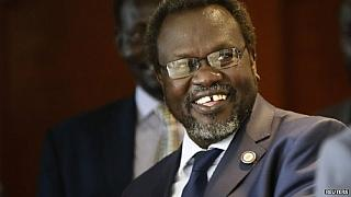 South Sudan rebel leader Riek Machar vows to return home