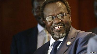 South Sudan rebel leader Riek Machar vows to return home