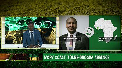 Focus sur la finale aller de la Ligue des Champions Africaine dans Football Planet