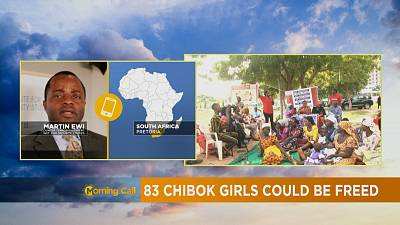 83 Chibok girls could be freed by Boko Haram [TMC]