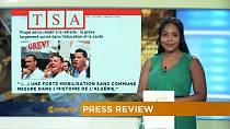 Press Review of October 18, 2016 [The Morning Call]