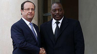 RD Congo: renvoyer la présidentielle à 2018 ''n'est pas une réponse'', selon Paris