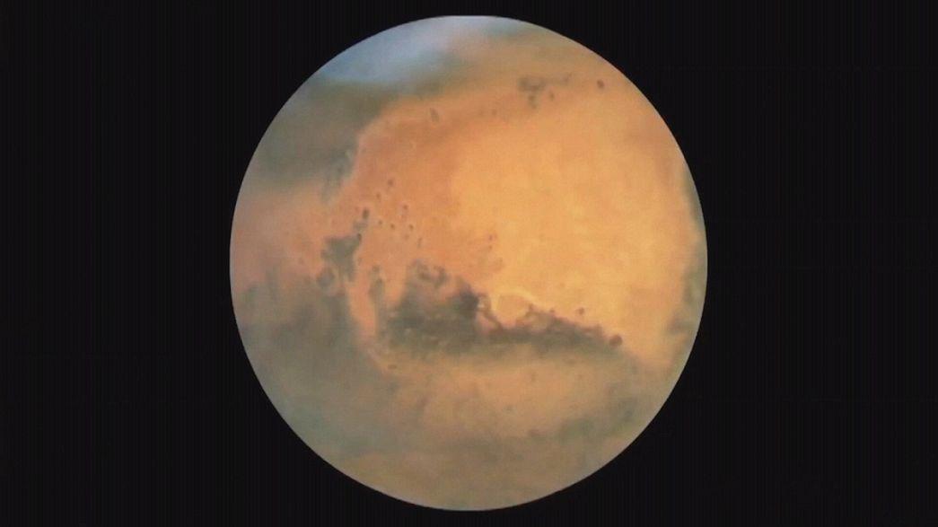 Hamarosan landol a Marson az ExoMars leszállóegysége