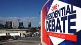 Трамп и Клинтон готовятся к решительной схватке