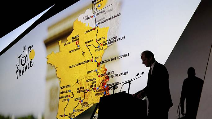 Tour de France 2017 route officially unveiled