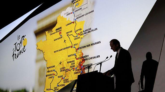 طواف فرنسا :2017 اجراءات جديدة للتقليل من سيطرة عمالقة الدراجات