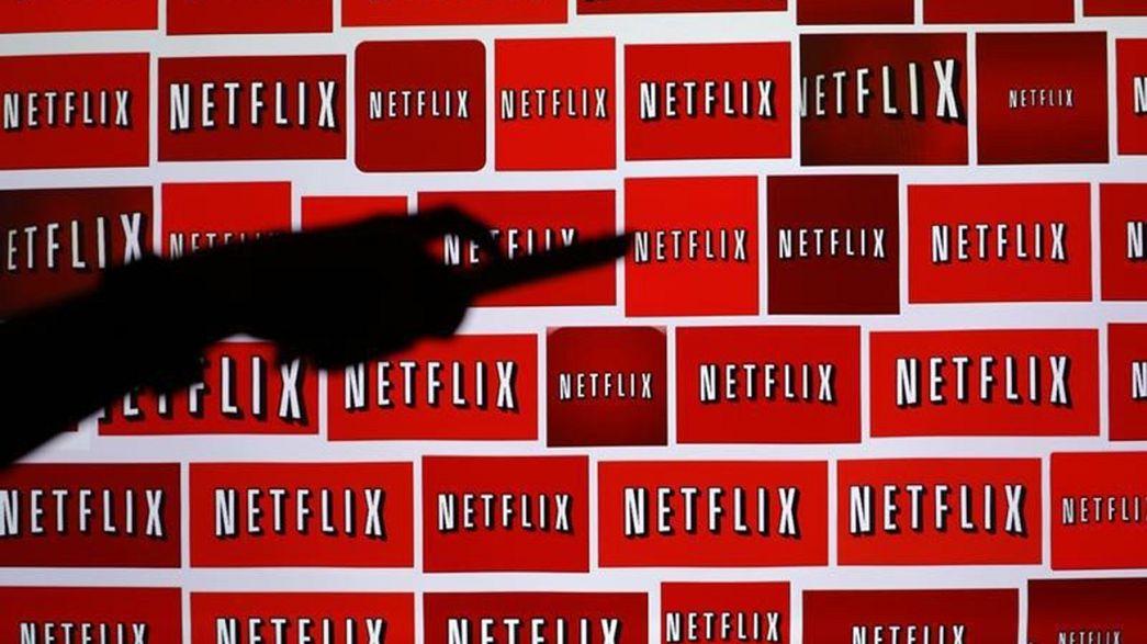 Netflix: Forte aumento do número de clientes