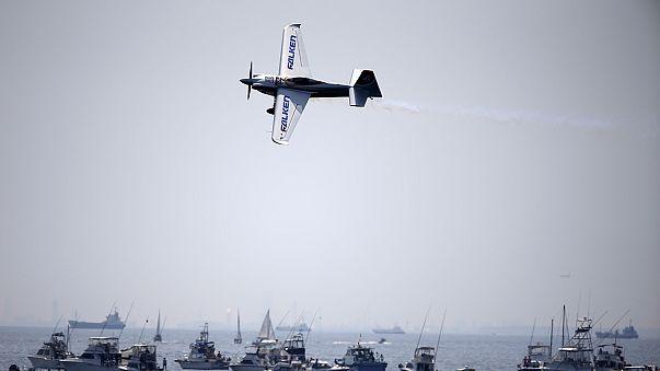 Red Bull Air Race: Matthias Dolderer Weltmeister