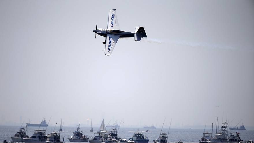 Dolderer crowned Red Bull Air Race World Champion