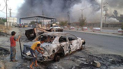 Iraq: paura per i civili nella battaglia per riprendere Mosul