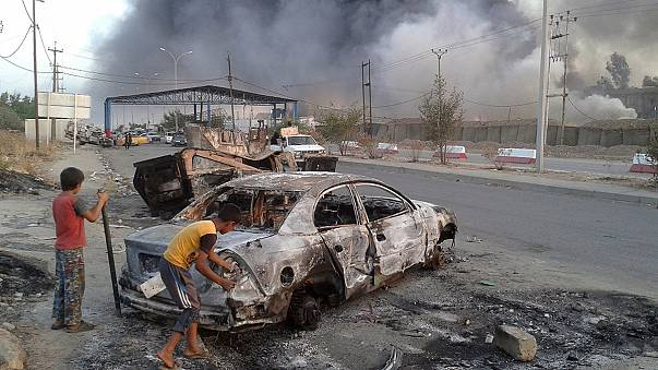 Mosul civilians face potential 'humanitarian catastrophe'