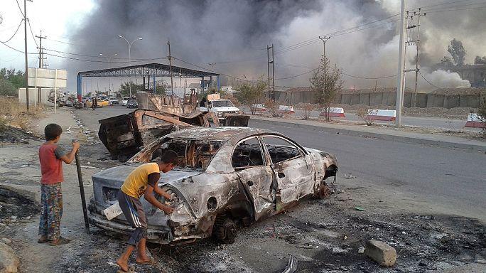 Af Örgütü: Irak hükümeti savaş suçu işledi