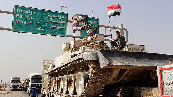 Kampf um Mossul: EU-Kommissar warnt vor IS-Rückkehrern