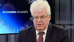 """Ist """"Minsk"""" noch zu retten? The Brief of Brussels mit Grégoire Loiry"""