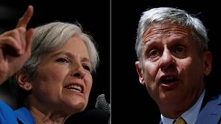 Az amerikai elnökválasztás ismeretlen indulói