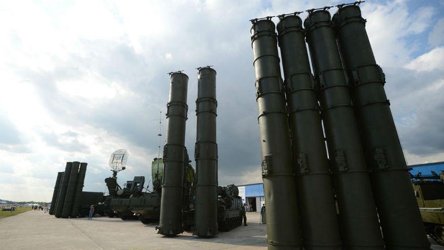 Rusya'nın Suriye'deki savunma sisteminin etki alanı