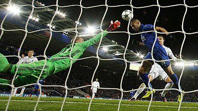 Champions: Cuadrado e un super Buffon lanciano la Juve, Lione battuto 1-0