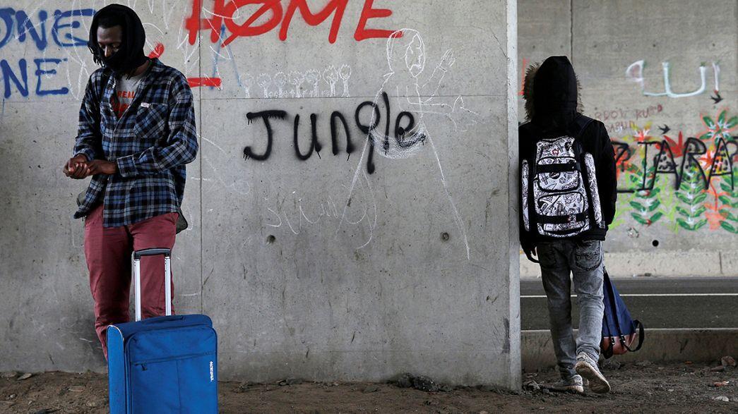 محكمة فرنسية ترفض طلبا لإرجاء تفكيك مخيم المهاجرين في كاليه