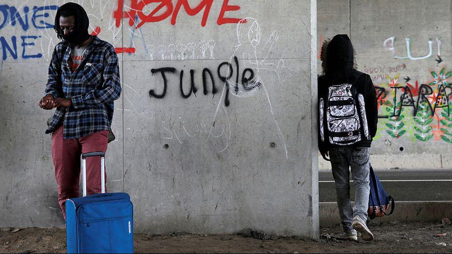 """Gericht erlaubt Räumung des """"Dschungels von Calais"""""""