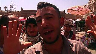 بیم و امید مردم صنعا در آستانه برقراری آتش بس سه روزه