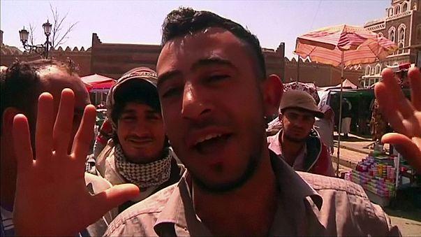 Yemenis in Sanaa react to new 72-hour ceasefire