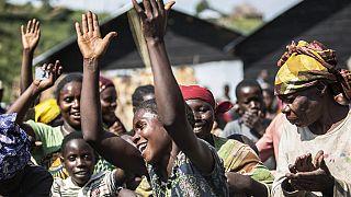 46 couples de réfugiés congolais mariés dans un camp burundais