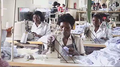 Spouses of Ugandan police help force cut down procurement expenditure