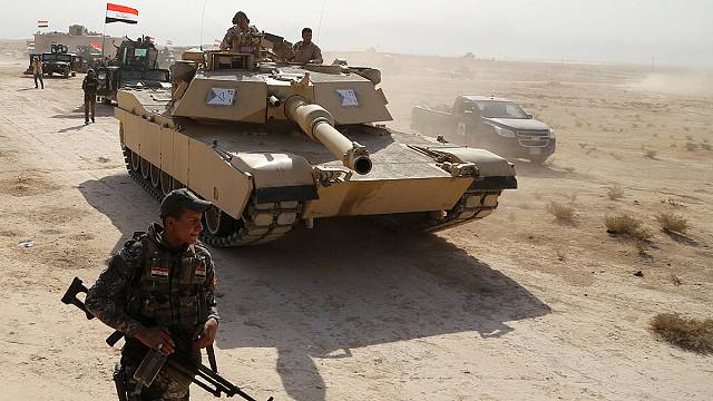 Iraqi and Kurdish forces secure more outlying villages on road to Mosul