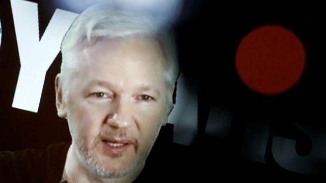 L'Equateur a restreint l'accès internet de Julian Assange