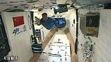 Spazio, i due astronauti cinesi entrano nella stazione orbitante Tiangong-2