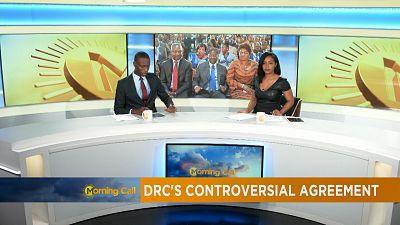 RDC: Accord controversé [The Morning Call]
