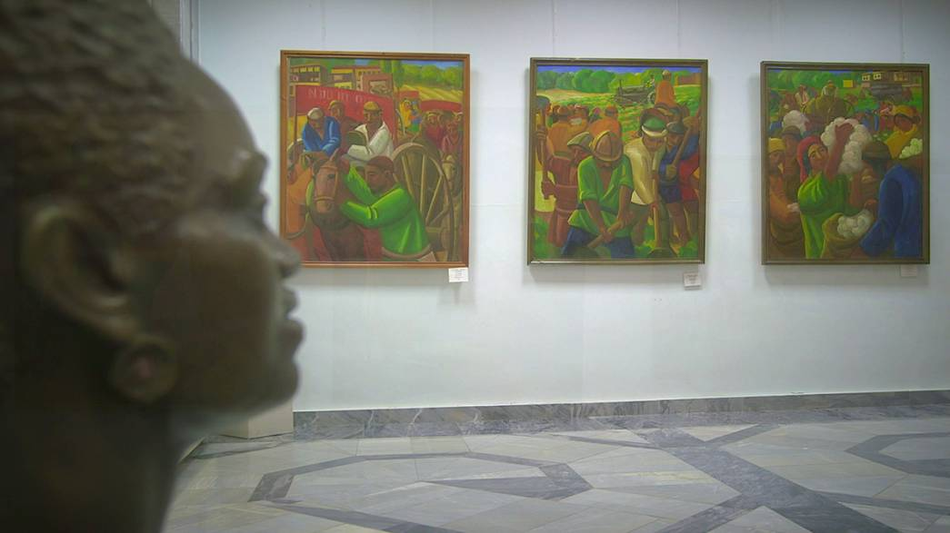 Postcards from Uzbekistan: treasure trove of banned art