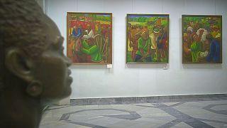 Запрещенное искусство в Нукусе