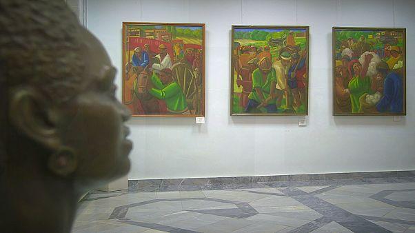 Savitskys verborgene Sammlung der Russischen Avantgarde