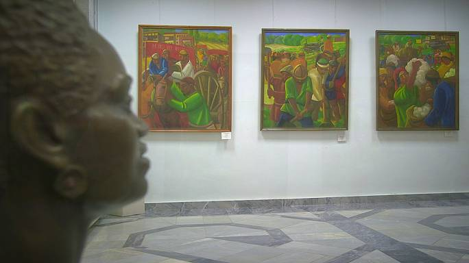O museu que guarda os tesouros banidos por Moscovo