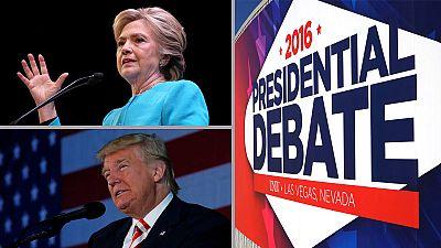 EUA: As apostas do último debate da campanha eleitoral