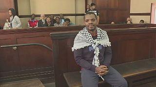 Afrique du Sud : un étudiant traduit devant les tribunaux