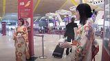 Spagna e Giappone: primo volo diretto dopo 18 anni