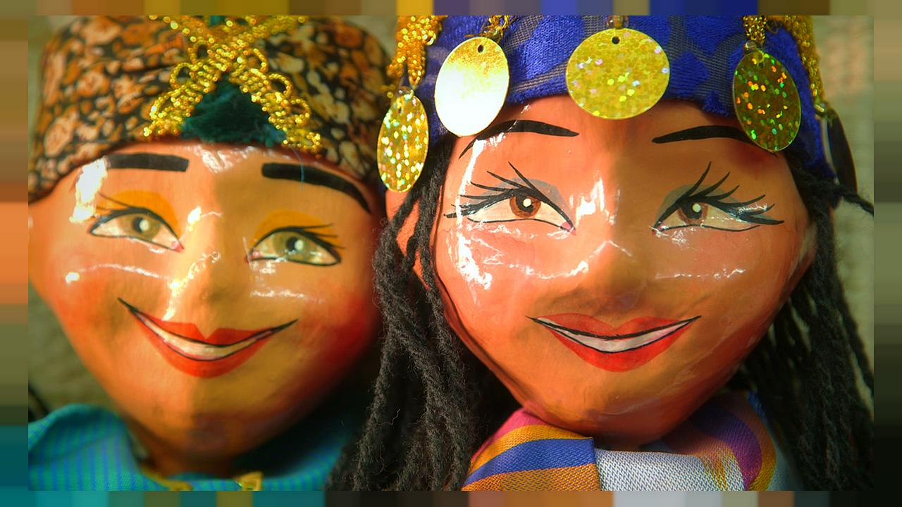 As marionetas de Khiva