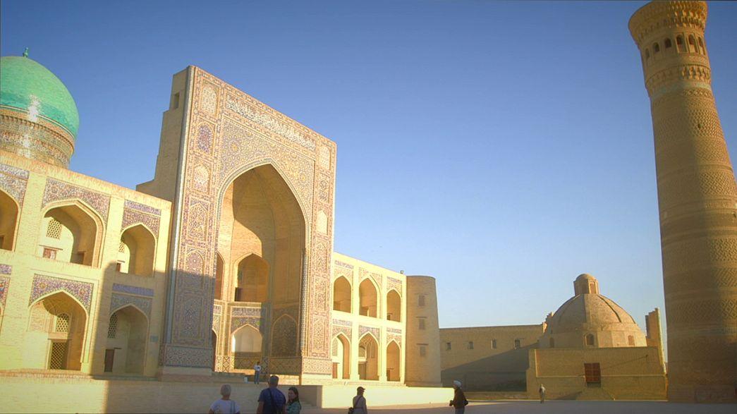 مدينة بخارى: العمارة الاسلامية سر جمال مُجَمع بوي-كاليان