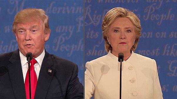 Ο Τραμπ αρνήθηκε να απαντήσει εάν θα αποδεχθεί το αποτέλεσμα των εκλογών