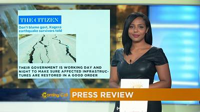 Press Review of October 19, 2016 [The Morning Call]