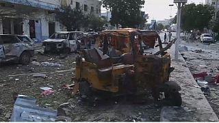 Attaque à la voiture piégée en Somalie