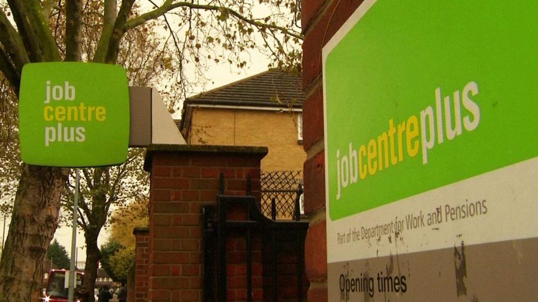 Великобритания: показатель занятости достиг 45-летнего максимума