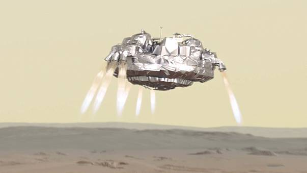 ExoMars: Rusya ve Avrupa'nın Mars istilası başladı