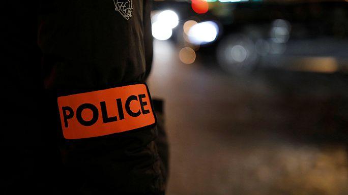 الشرطة الفرنسية تخرج في مظاهرات احتجاجية