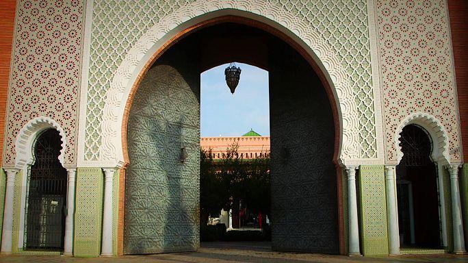 Marrákes, az okkersárga város zöldre vált